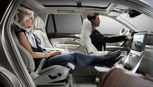 Volvo zaprezentowało XC90 z Lounge Console