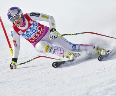 Vonn najszybsza w supergigancie w St. Moritz