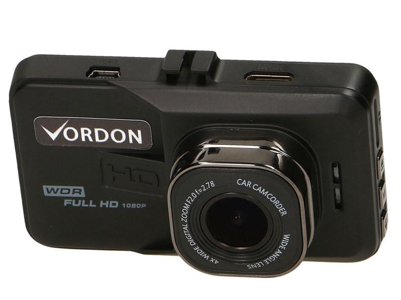 VORDON DVR-140 /materiały prasowe