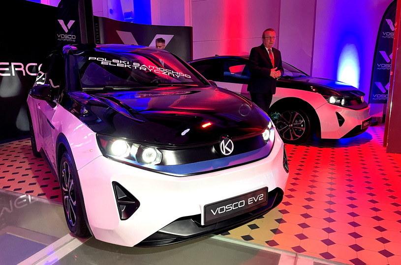 Vosco EV2 jest gotowe do produkcji /INTERIA.PL