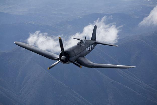 Vought F4U Corsair /Discovery World