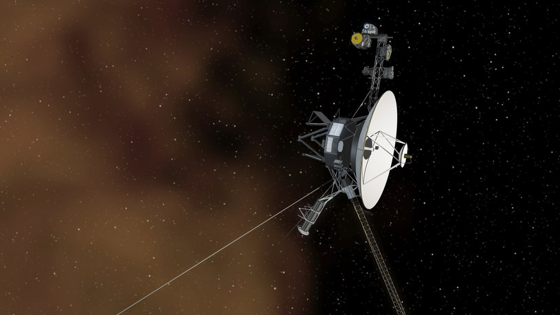 Voyager 1 /Science Photo Library /East News