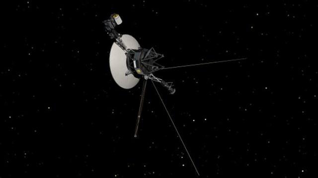 Voyager 1 /materiały prasowe