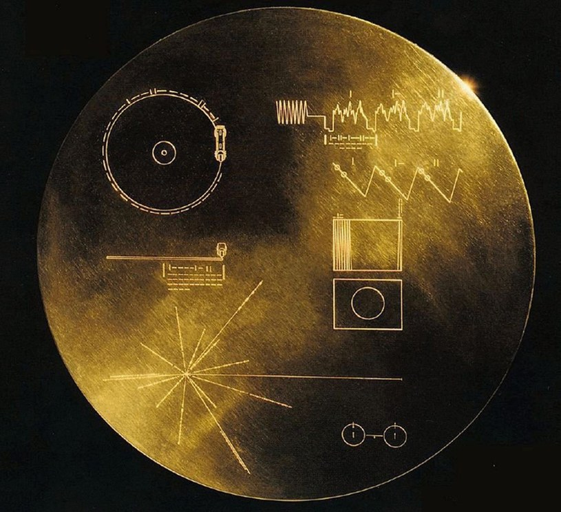 Voyager Golden Records /Everett Collection /East News