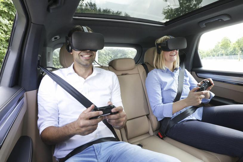 VR w Porsche? Czemu nie! /materiały prasowe