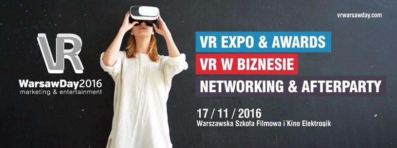 VR Warsaw Day 2016 /materiały prasowe