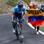 Vuelta a Espana. Carapaz nowym liderem, Carthy wygrał etap
