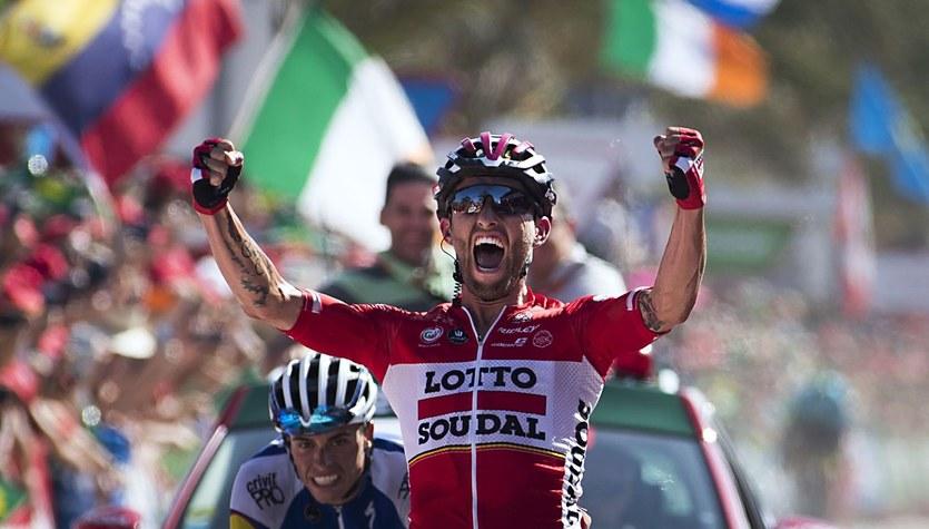 Vuelta a Espana. Czterech Polaków w ostatnim wyścigu sezonu