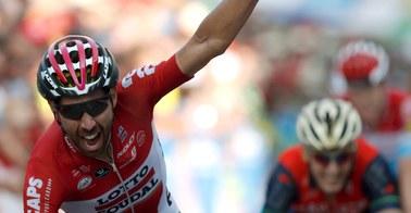 Vuelta a Espana: De Gendt wygrał etap, Froome wciąż prowadzi