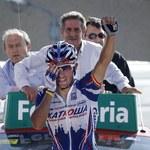 Vuelta a Espana: Etap dla Nieve, liderem Rodriguez