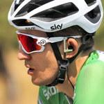 Vuelta a Espana: Kwiatkowski piąty w jeździe indywidualnej na czas