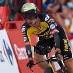 Vuelta a Espana. Primoż Roglicz wygrał pierwszy etap