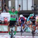 Vuelta a Espana. Roglicz wygrał kolejny etap, Carapaz nadal liderem