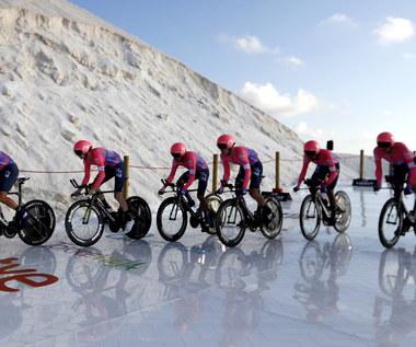 Vuelta a Espana: Szóste miejsce polskiego teamu na inaugurację