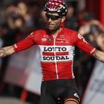 Vuelta a Espana: Tomasz Marczyński nie wystartuje z powodu choroby