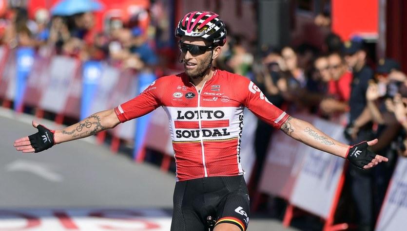 Vuelta a Espana. Tomasz Marczyński rezygnuje z powodu choroby
