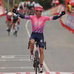 Vuelta a Espana. Woods wygrał etap, Carapaz wciąż liderem