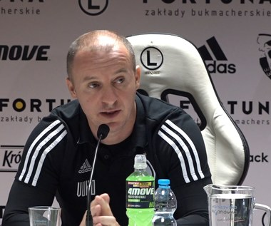 Vuković (Legia) o gwizdach pod adresem Kulenovicia i o Carlitosie. Wideo