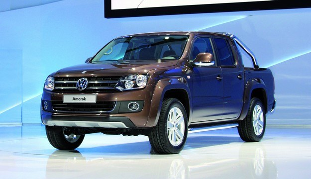 VW amarok - pickup roku 2011 /