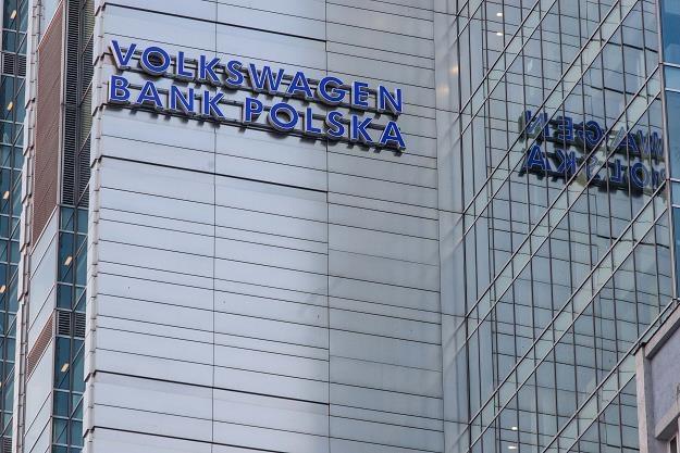 VW Bank Polska ma problemy techniczne. Fot. Andrzej Bogacz /FORUM