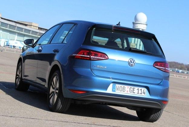 VW e-Golf /INTERIA.PL