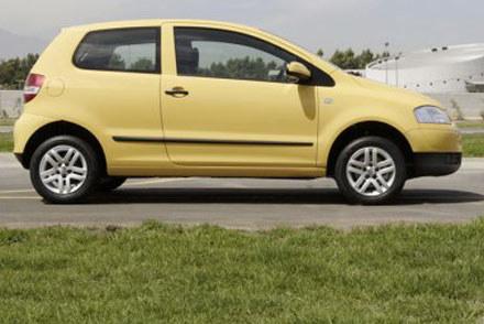 VW fox / kliknij /INTERIA.PL