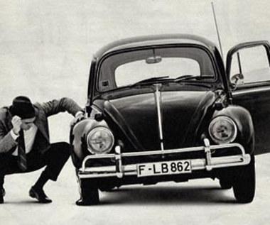 VW Garbus ma 60 lat
