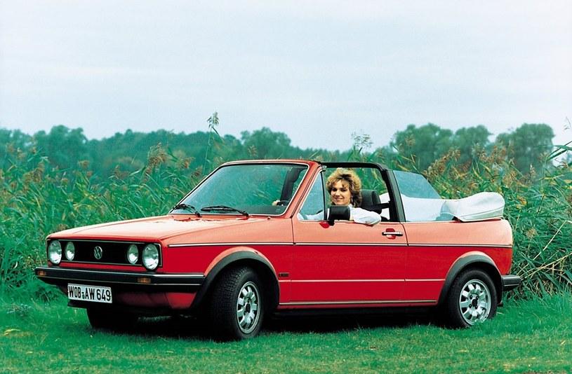 VW Golf Cabrio I /