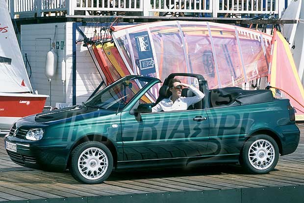 "VW Golf Cabriolet ""Last Edition"" (kliknij) /INTERIA.PL"