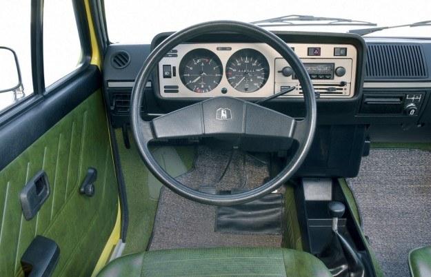 VW Golf I generacji /