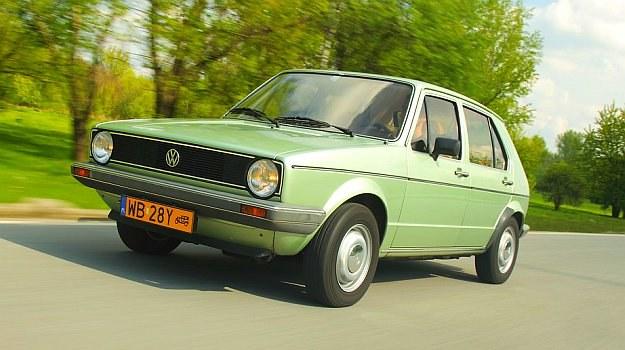 VW Golf I /Motor