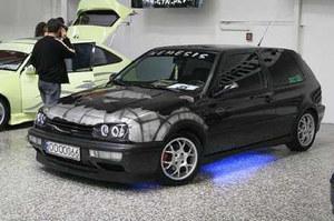 VW golf III / kliknij /INTERIA.PL