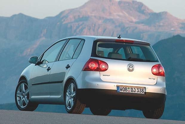 VW Golf (kliknij) /INTERIA.PL