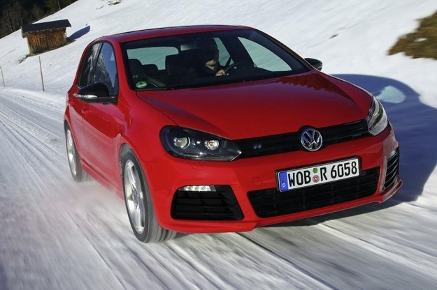 VW golf R /