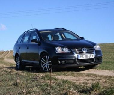 "VW Golf TDI - ""biedoklep""?"