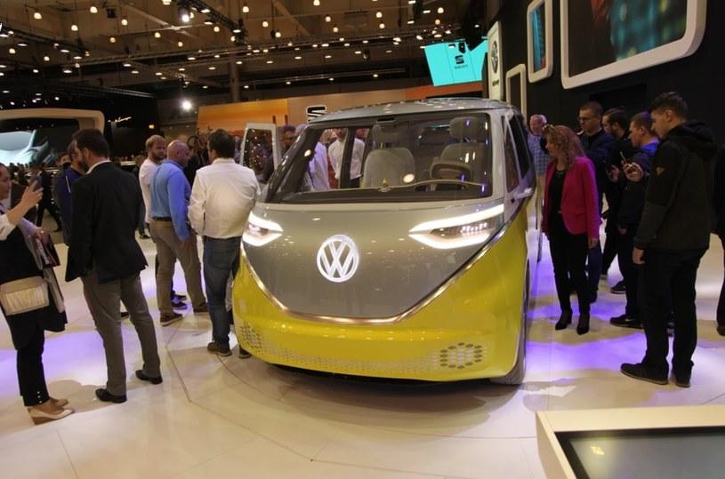 VW I.D. BUZZ /INTERIA.PL