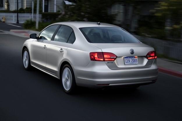 VW jetta to jeden z chętniej kupowanych w USA samochodów z dieslem /