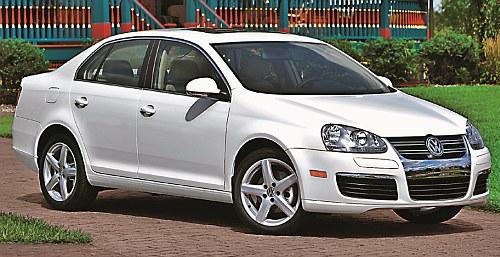 VW Jetta /Motor