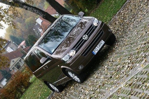 VW multivan /INTERIA.PL