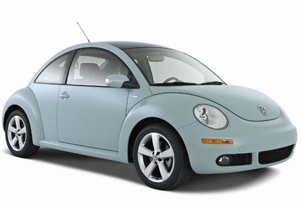 Vw new beetle final edition /