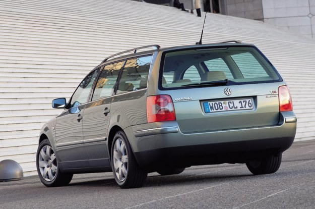 VW Passat 4Motion /