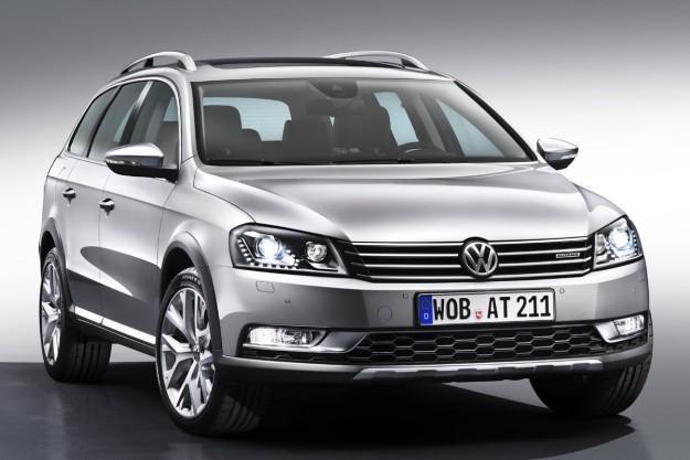 VW passat alltrack /