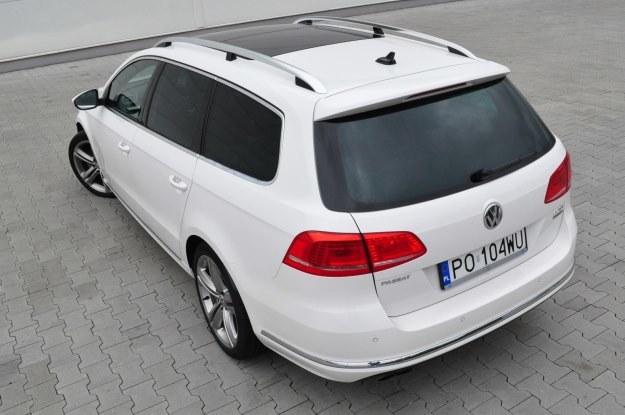 VW Passat R-Line /INTERIA.PL