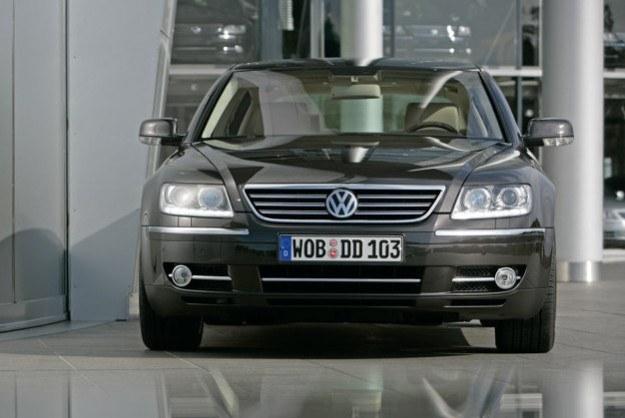 VW Phaeton /