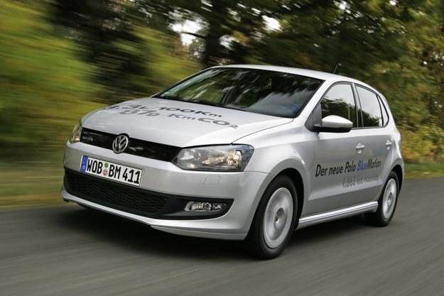 VW polo bluemotion /