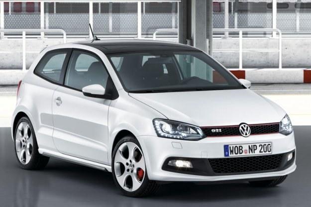 VW polo GTI /