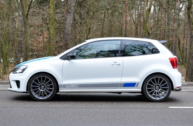 VW Polo R WRC /INTERIA.PL
