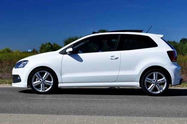 VW Polo R /INTERIA.PL