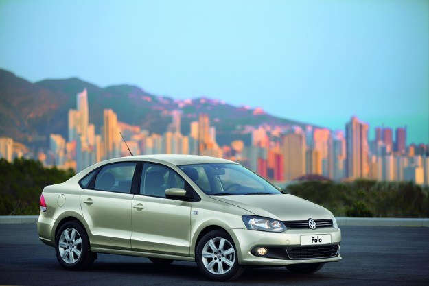 VW polo sedan /
