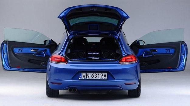 VW Scirocco Alpine /